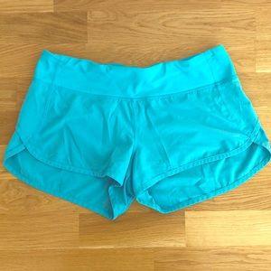EUC Lululemon Speed Shorts